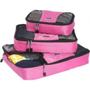 travel tips - packing cubes