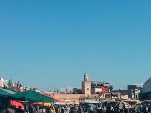 How to Survive Marrakesh