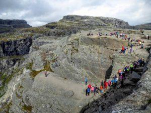 My hike of Trolltunga in Norway by Walkabout Wanderer