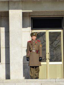 DMZ, North Korea