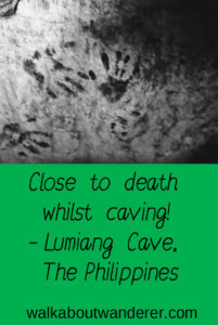 Caving in the Philippines in Lumiang Cave by Walkabout Wanderer Keywords: Adventure, Cultural, Travelling, Travel blogger