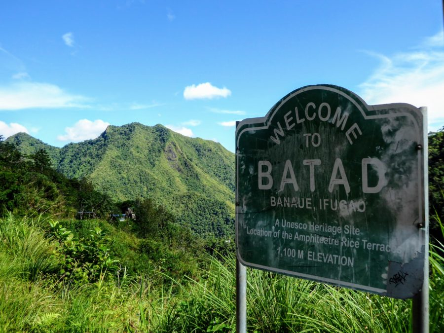Rice Terraces of Batad – Self Guided