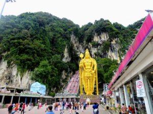 Batu caves Kuala Lumpur Malaysia Things to do hindu shrine
