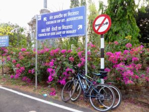 Cycling bike Cycle Tour Old Goa