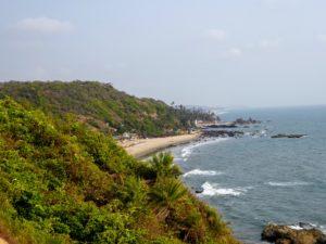 Sea Breeze Hiking in Goa