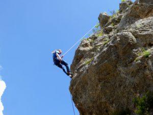 Rock Climbing in Turkey