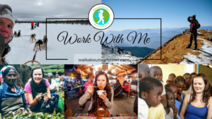 Work with me travel blogger