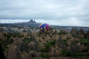 Balloon ride in Cappadocia