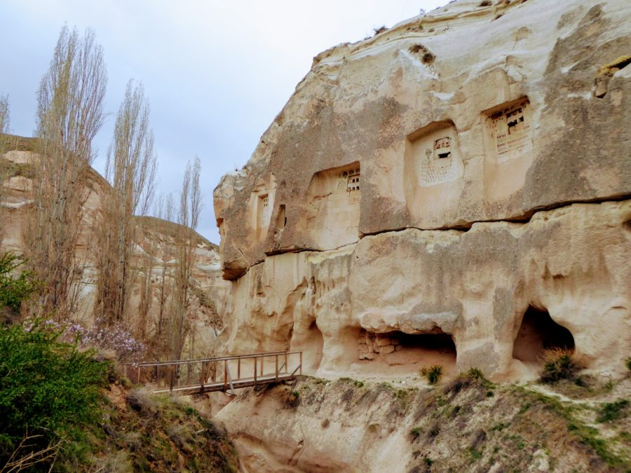 Hiking the Red and Rose Valley in Cappadocia - Walkabout ...