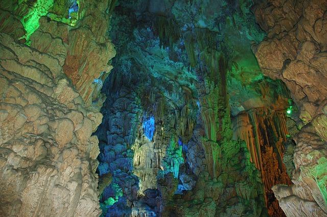 Bucket list stunning caves