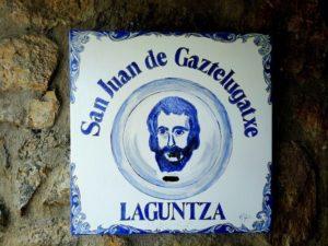 San Juan de Gaztelugatxe spain game of throne walking