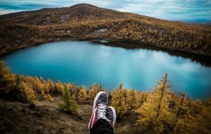 Solo travel alone backpacking