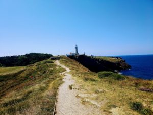 Santander Cabo Mayor Lighthouse Spain