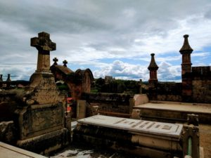 cemetery of Comillas spain graveyard tourism guide
