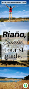 Riaño in Spain tourist guide: What to see and do Byr Walkabout Wanderer Keywords: Riano things to do Picos de Europa Spain