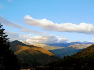 Picos de Europa Spain driving routes motorhome campervan