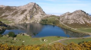 Picos de Europa Spain driving routes motorhome campervan