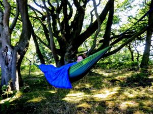 wild camping top quilt tips advice