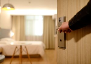 Different types of accommodation when travelling