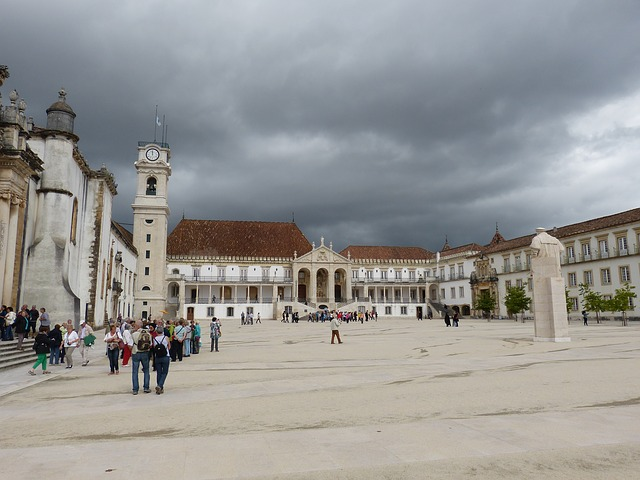 Free things to do Coimbra Tourist guide Portugal Coimbra university