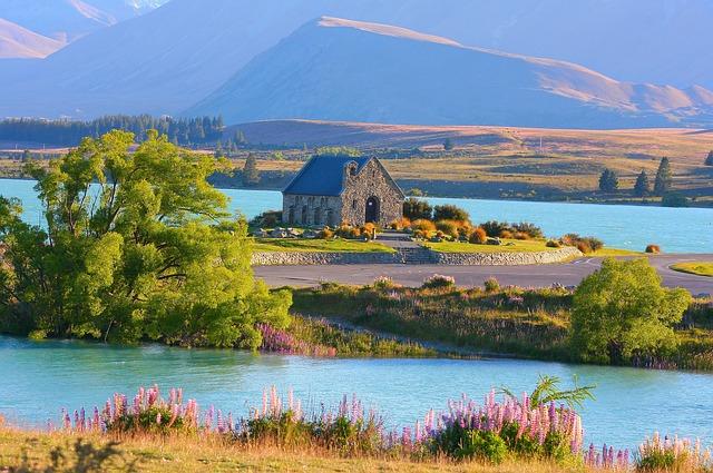 Lake Tekapo free things to do New Zealand's South Island tourist guide