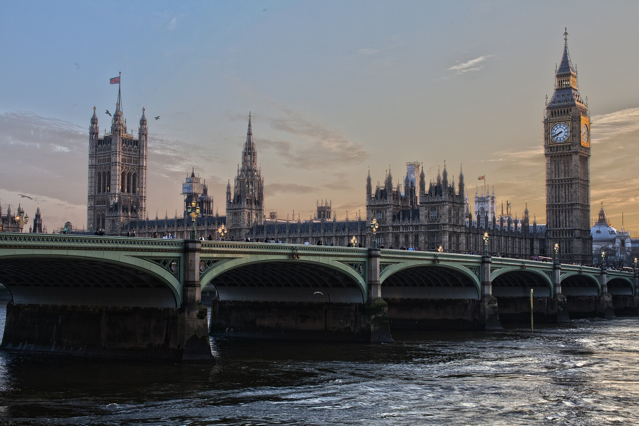 5 things to do in London May