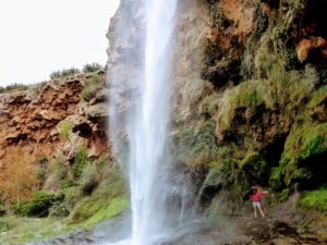 Montanejos hot springs Valencia best tour Valtournative spain