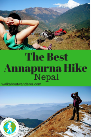 World Expeditions: The Best Annapurna Hike, Nepal by Walkabout Wanderer