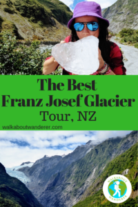 The best Franz Josef Glacier tour in New Zealand by Walkabout Wanderer