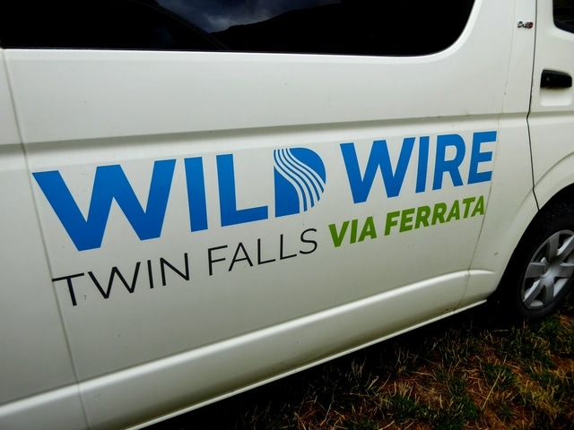 Wildwire Wanaka via ferrata New Zealand