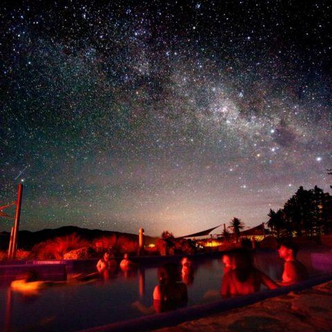Lake Tekapo Star Gazing New Zealand South Island