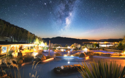 Lake Tekapo Stargazing: Hot springs and the night sky.