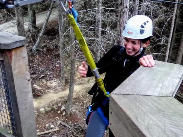 Ziptrek Ecotours Adventure activities Queenstown ziplining