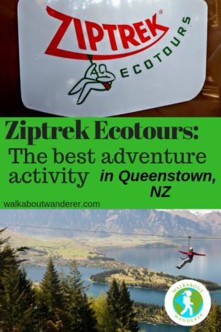 Ziptrek Ecotours: The best adventure activity in Queenstown, NZ by Walkabout Wanderer