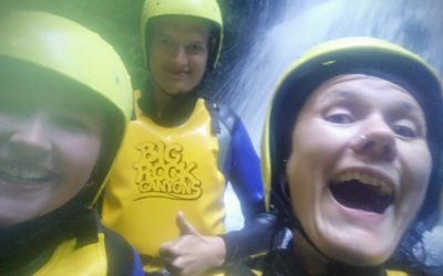 Canyoning Christchurch: Big Rock Adventures